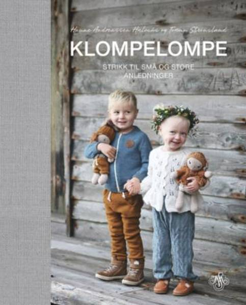 Bilde av KlompeLOMPE Strikk til små og store anledninger